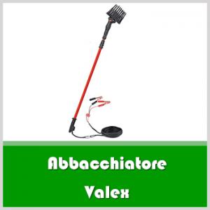 Abbacchiatore Valex: un prodotto facile da usare e funzionale
