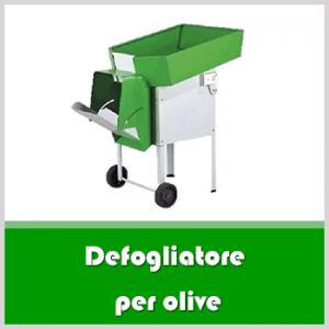 Defogliatore per olive: guida alla scelta
